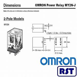 2 Pole Relay Wiring Diagram