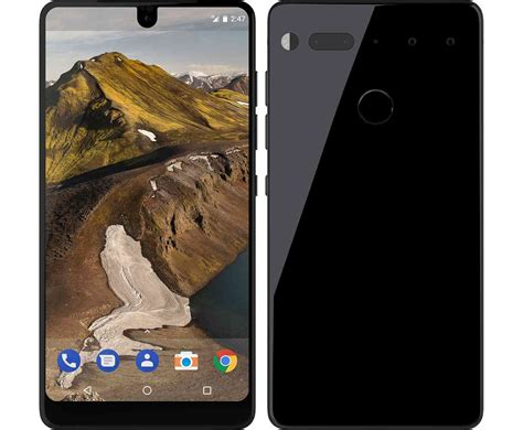 i need the phone does the essential phone need carrier support phonedog