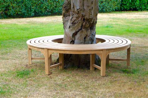 engraved wooden circular bench makemesomethingspecialcom