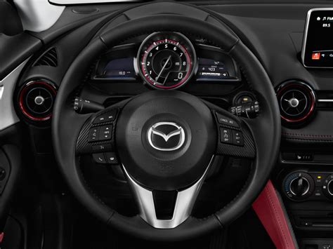 image  mazda cx  touring awd steering wheel size