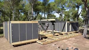 Pop Up House Avis : pop up house the affordable passive house youtube ~ Dallasstarsshop.com Idées de Décoration