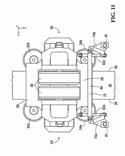 Monorail Patents Bogie Claims