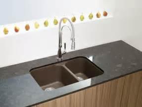 blanco silgranit natural granite composite undermount