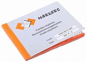 Etiquette Cable Electrique : marqueur de c bles rs pro noir sur blanc adh sif a ~ Premium-room.com Idées de Décoration
