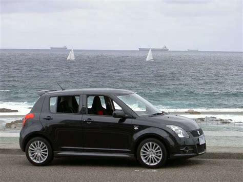suzuki swift sport black cars wallpapers  pictures car