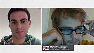 Interview de Martin Untersinger, journaliste au Monde ...
