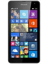 microsoft lumia 540 dual sim phone specifications