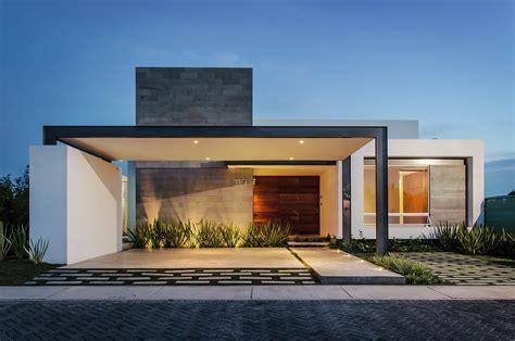 imagenes de fachadas de casas modernas minimalistas