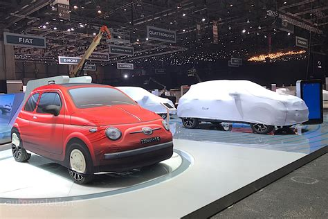 Check Out The 2018 Geneva Motor Show Warm Up