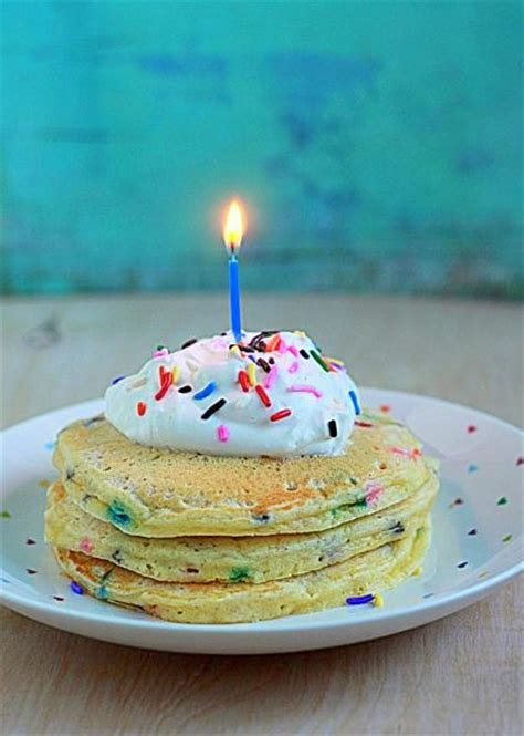 Funfetti Birthday Pancakes  Kitchen Treaty