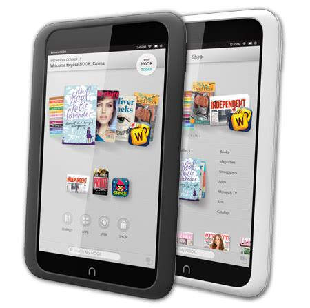 kindle barnes and noble barnes noble makes uk entrance with class leading nook