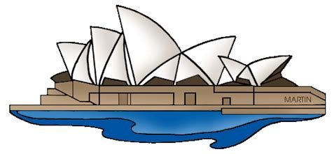 draw australia   clip art