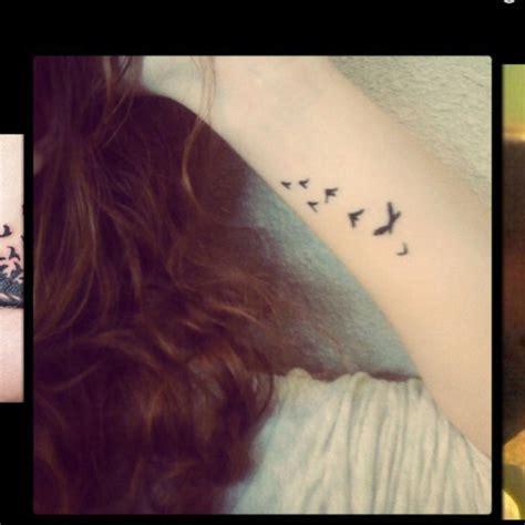 pretty bird wrist tattoo     ink