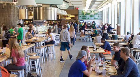 dining courts ohio university