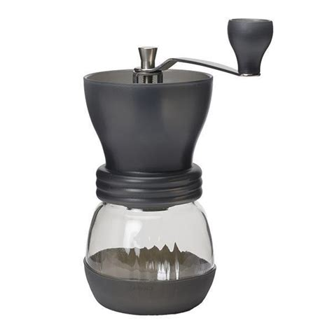 We get a lot of questions about hario's skerton and mini mill. Hario Skerton Plus Ceramic Coffee Mill - Clive Coffee