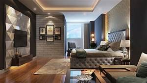 Bedroom, In, The, Modern, Style, Design, Ideas