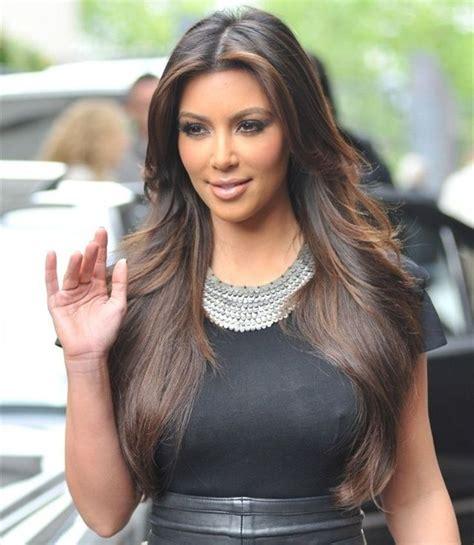 15 Beautiful & Simple Kim Kardashian Hairstyles for Women ...