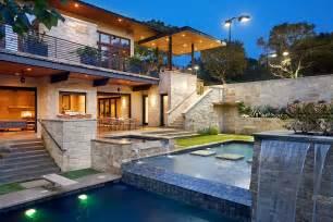 hillside home designs home plans built into hillside