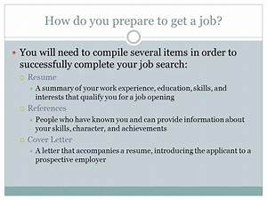 job application skills and tools ppt video online download With how do you get a resume