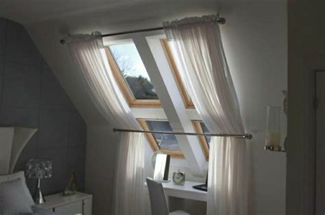 Gardinen Dachfenster Ideen by Roof Window Curtains Ideas And Solutions For Your Own