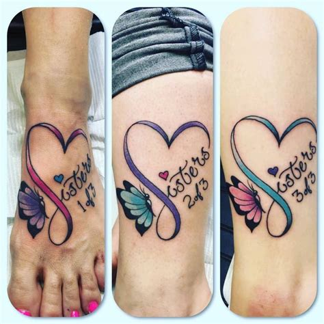 thinking  sisters      sister tattoo sistertattoos tattoos  piercings