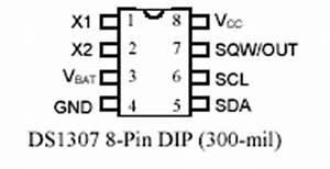 ds1307 datasheet With ds1307 datasheet