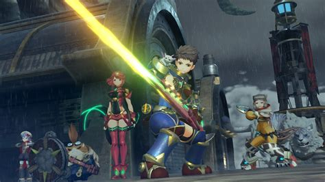 Xenoblade Chronicles 2 E3 Trailer And Screenshots Rpg Site