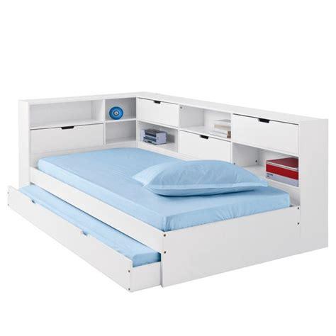 lit bébé avec tiroir lit avec tiroir rangements et sommiers yann la redoute interieurs la redoute