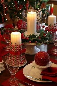Tisch weihnachtlich dekorieren 41 deko ideen f r for Tisch dekorieren