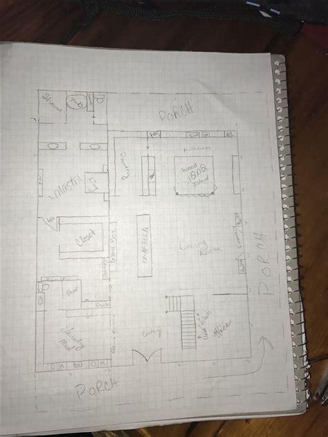 barn floor plan  amanda  jones barndominium floor plans  grid tiny house