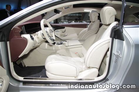 mercedes  matic coupe interior