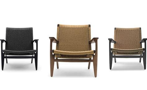 Designer Lounge Chair Ch25 Lounge Chair Hivemodern Com