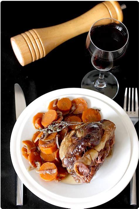 souris dans la cuisine souris d agneau braisée au vin chefnini