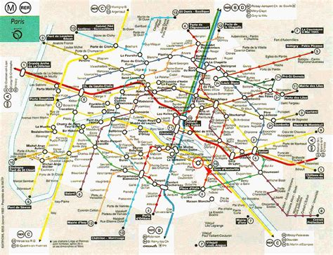 Download Free Paris Ratp Bus Map Pdf Software