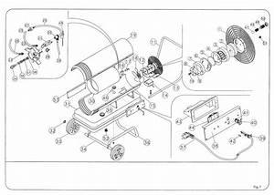 Sip 08160 Fireball 850 Heater Diagram 1