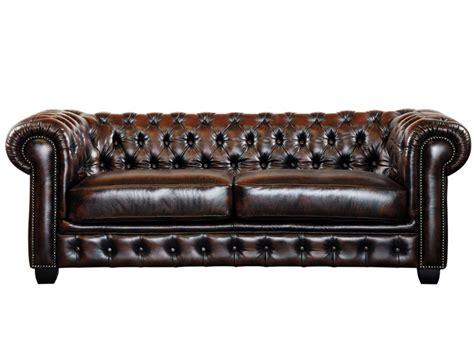 canapé 100 cuir canapé et fauteuil chesterfield 100 cuir de buffle brenton