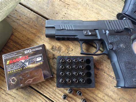 barnes tac xpd ammo test barnes barnes tac xpd 9mm p my gun culture
