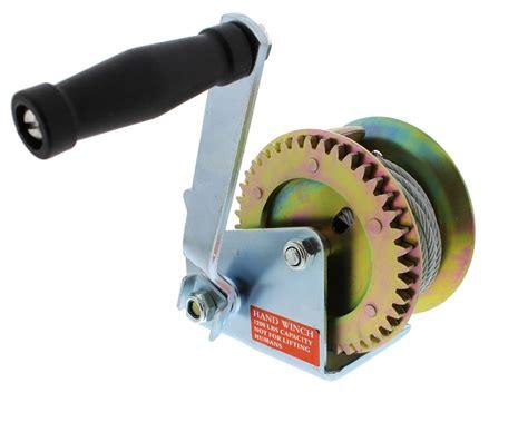 Boat Winch Gears by Winch Crank Gear Winch Cable Heavy Duty For