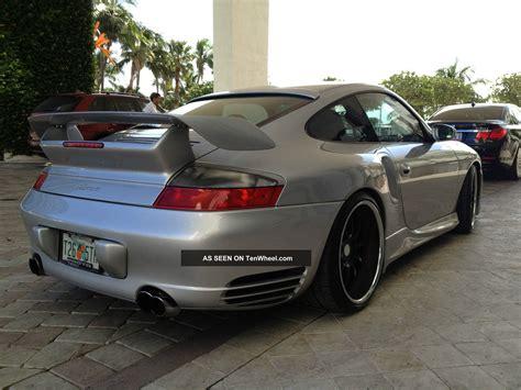 2001 Protomotive Techart Porsche 911 Turbo Coupe 2