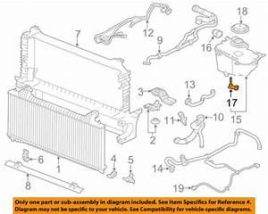 Jaguar Xf 2009 To 2018 Radiator Coolant Reservoir Sensor Supercharged C2z6566