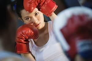 Beneficios Del Boxeo Femenino