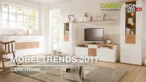 Möbel Trends 2017 : carryhome m beltrends 2017 xxxlutz youtube ~ Markanthonyermac.com Haus und Dekorationen