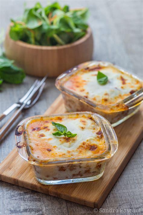 cuisine courgette lasagnes de courgette à la bolognaise cuisine addict