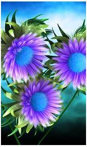 HD 3D Flower Wallpaper   2020 Live Wallpaper HD