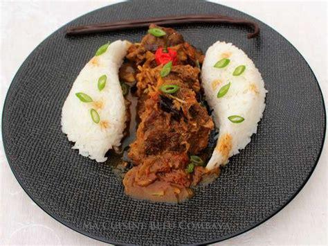 cabri massale cuisine reunionnaise 28 images massal 233 de cabri timbale de riz sauvage la