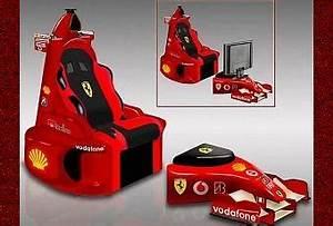 Jeu De Ferrari : fauteuil de jeu ferrari d couvrir ~ Maxctalentgroup.com Avis de Voitures