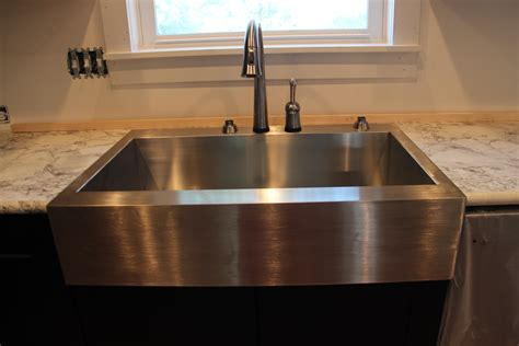 farmhouse sink with laminate countertops apron front sink with laminate countertop kitchen ideas