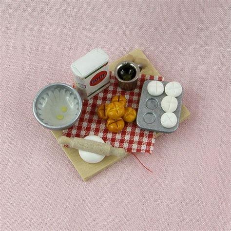 box cuisine patisserie ustensiles cuisine patisserie miniature poupée