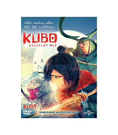 Kubo a kouzelný meč (Kubo and the Two Strings) DVD - NATOR.sk