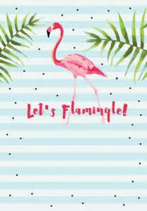 let 39 s flamingle free printable bridal shower invitation